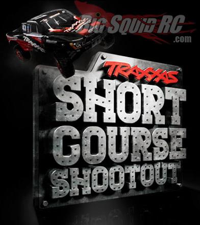 Traxxas Short Course Shootout App