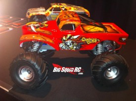 traxxas captains curse