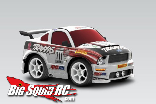 Traxxas CarTown Mustang