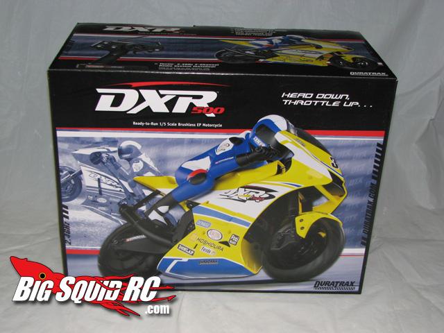 Duratrax DXR 500 Motorcycle