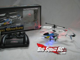 jin xing da mini helicopter