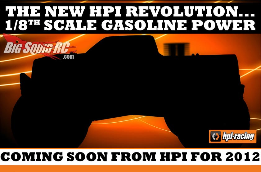 HPI gasoline truck savage