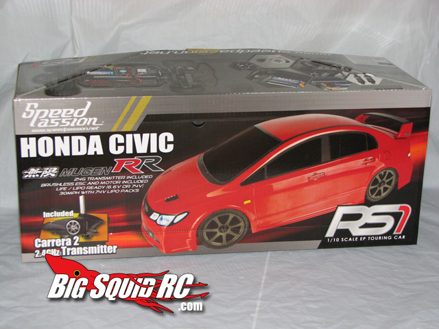 Speed Passion RS1