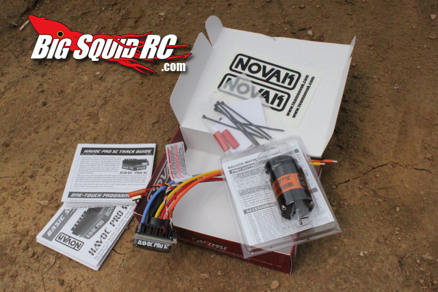 havokprosc 02 Novak Havoc Pro SC Ballistic 540 8.5 #3122 Brushless System Review
