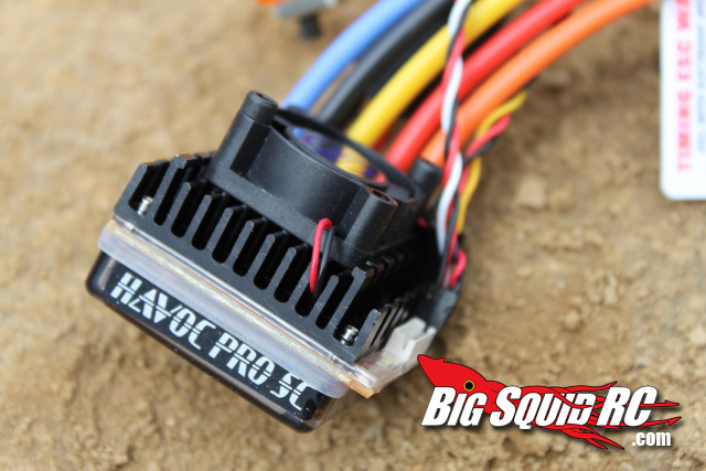 havokprosc 03 Novak Havoc Pro SC Ballistic 540 8.5 #3122 Brushless System Review