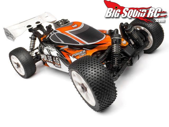 Nitro RC Buggy