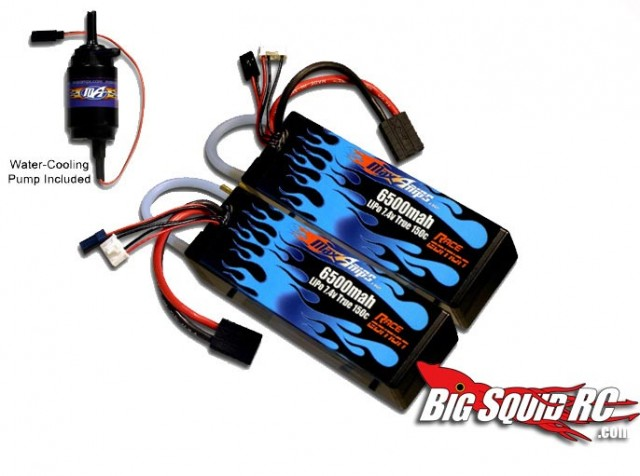 MaxAmps Water Cooled Lipo
