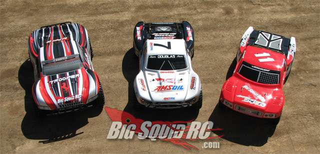 4x4 SC Shootout Trucks