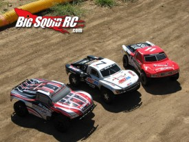 short course truck shootout Features
