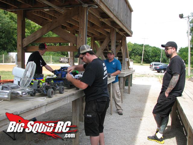 short course shootout setup