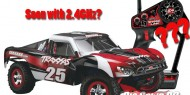 Traxxas Slash 1/16 with 2.4GHz