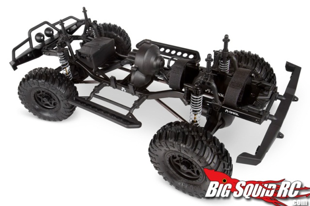 Axial Scx10 Dingo Chassis 2 171 Big Squid Rc Rc Car And