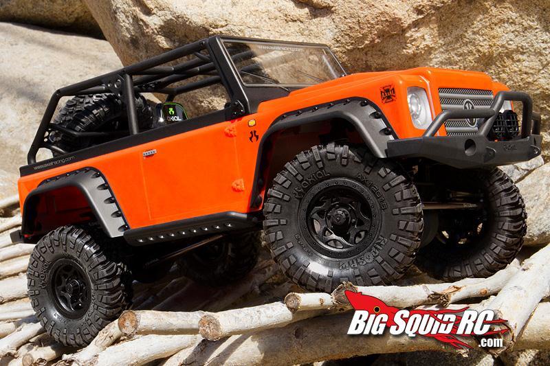 Pulling Truck Slipper Clutch : Axial scx dingo kit « big squid rc news reviews