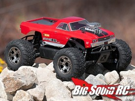 HPI Savage XS El-Camino SS Body