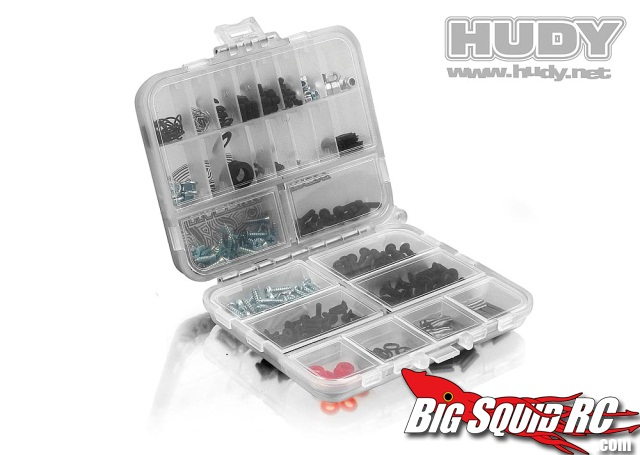Hudy Hardware Box