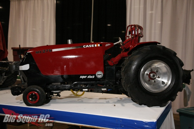 Super Stock Tractor Pulling Engines : World first super stock class tractor « big squid rc