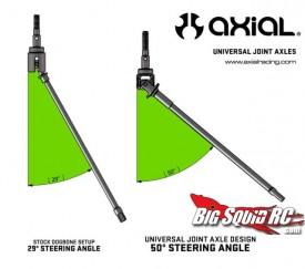 wraith axels