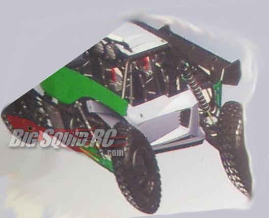 axial buggy