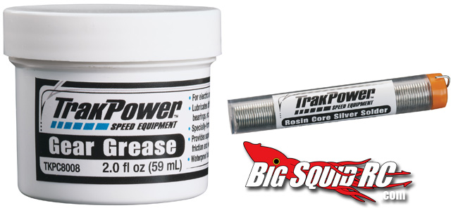 trakpower grease and solder