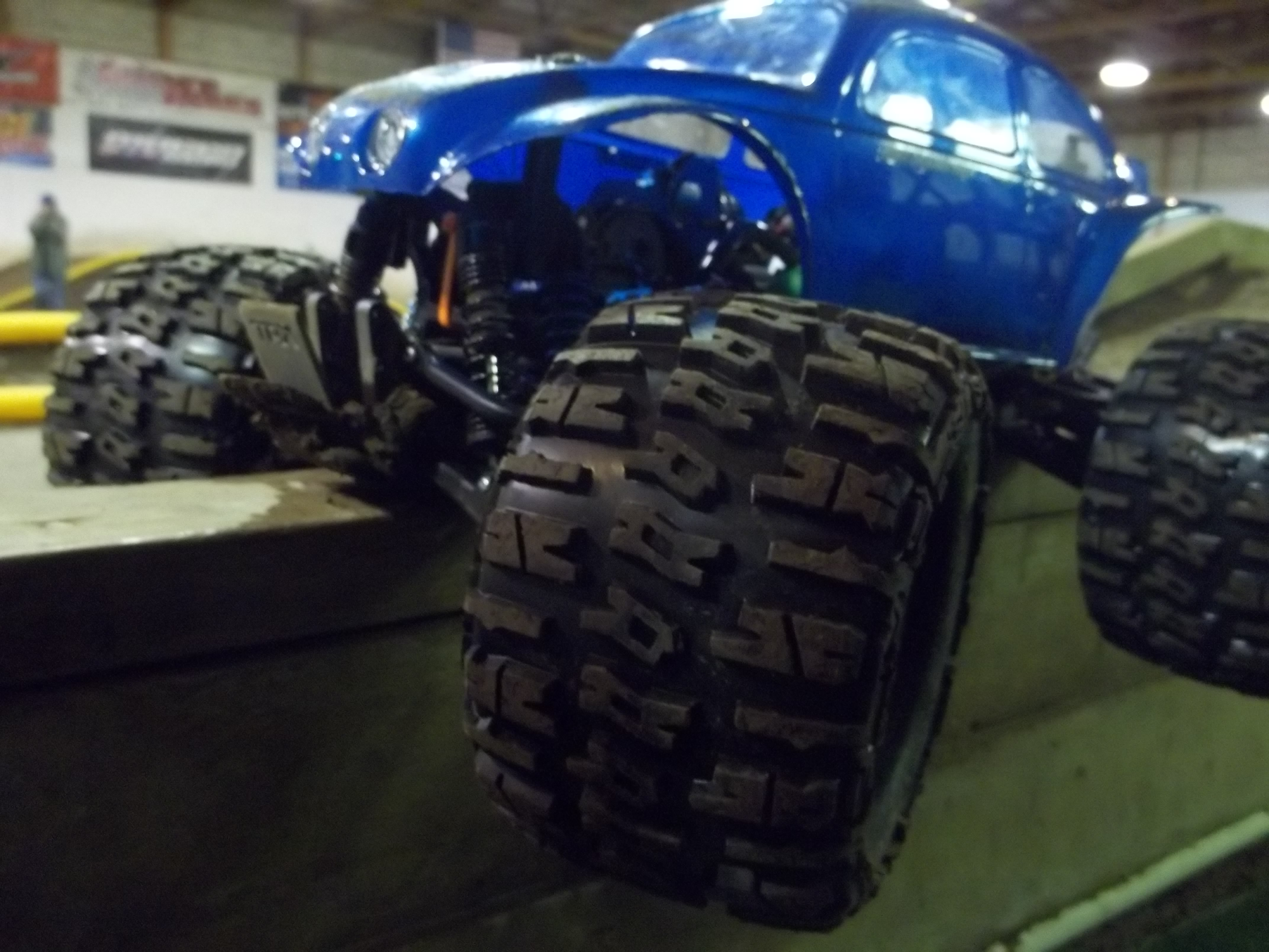 Can Am Car >> Pro-Line Trencher X Monster Truck Tires Review « Big Squid ...