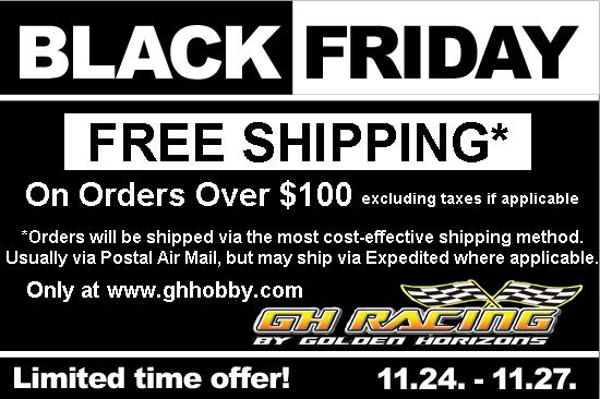 GH Racing Sale