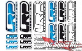 LRP Decal Sheet