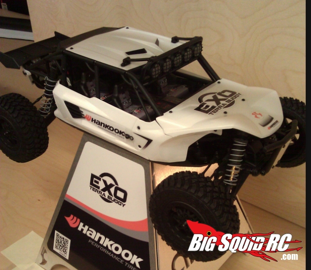New Axial Vehicle