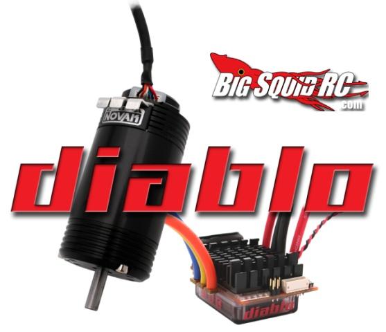 Novak Diablo 550 Dual Battery Combo
