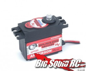 Schumacher 530400HV Digital Brushless Servo