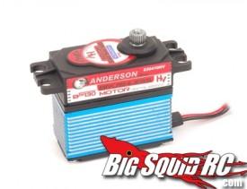 Schumacher 530410HV Digital Brushless Servo