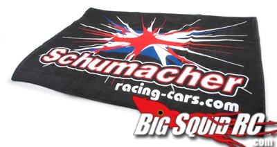 Schumacher G315 Pit Towel