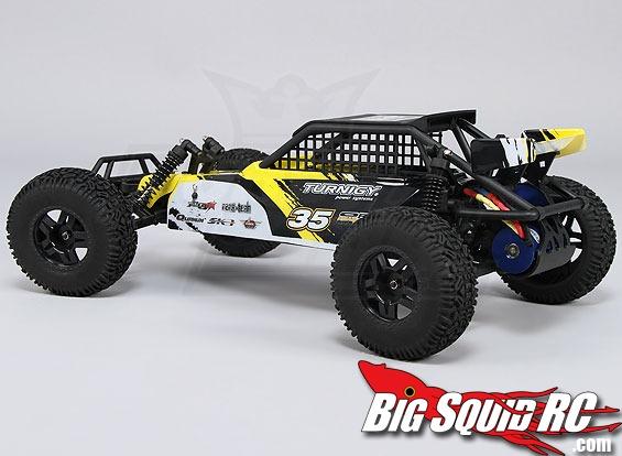 Turnigy 1/10 Brushless 2WD Desert Racing Buggy « Big Squid ...