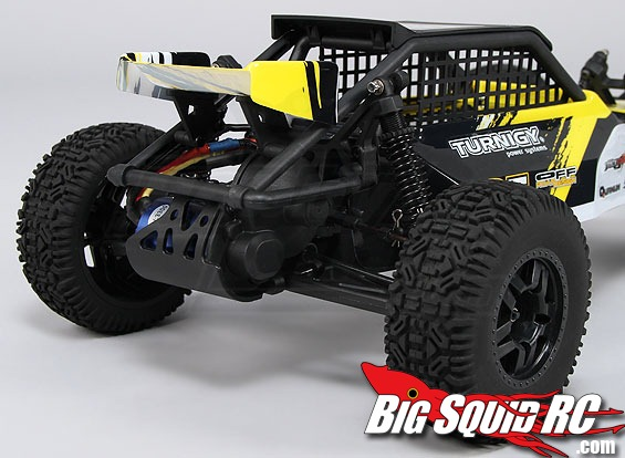 turnigy  brushless wd desert racing buggy big squid rc rc car  truck news reviews