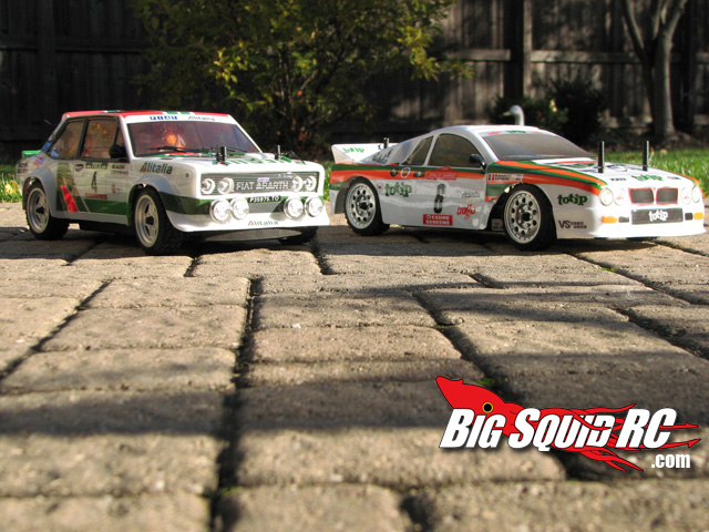 Rally Legends RC