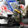 DEX408 Electric 1/8 Buggy Front Closeup