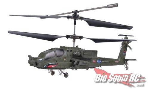 Estes R73-OPS Mini Attack Helicopter