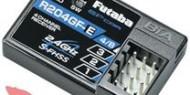 Futaba R204GF-E S-FHSS Receiver