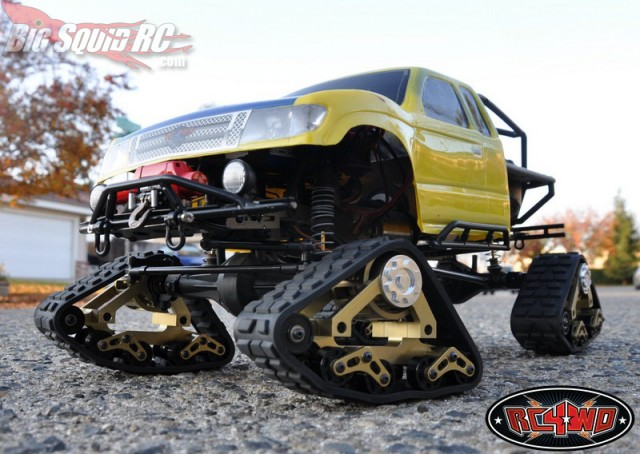 rc4wd predator tracks