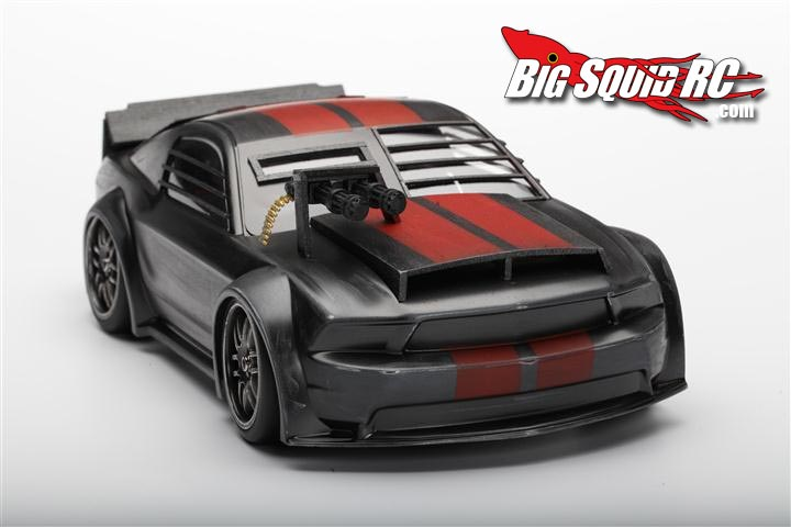 Traxxas Deathrace Mustang