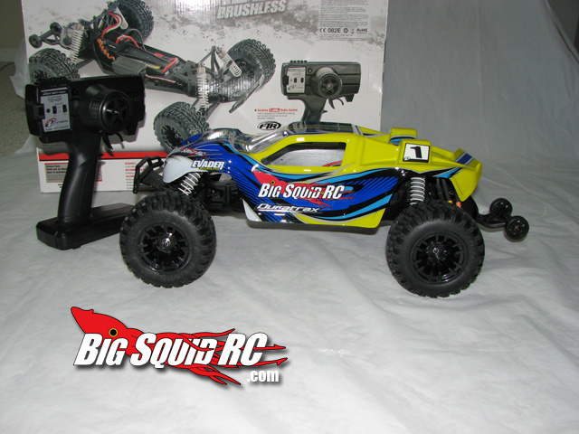 evader brushless