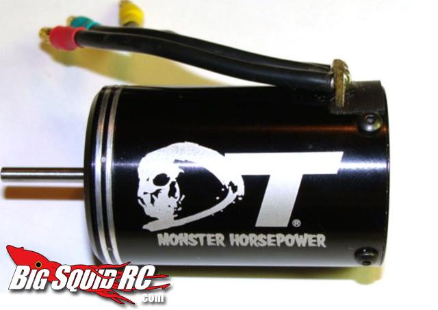 trinity DT Motor