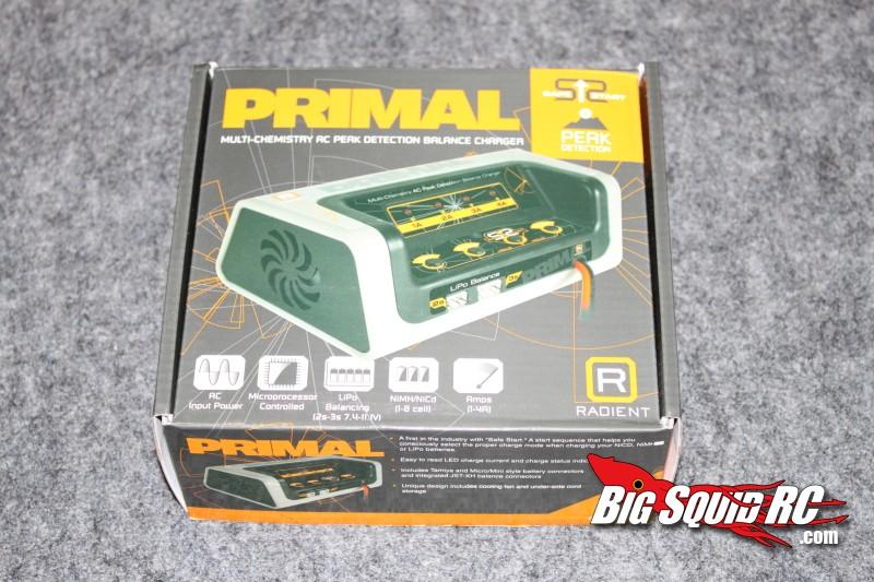 Radient Primal