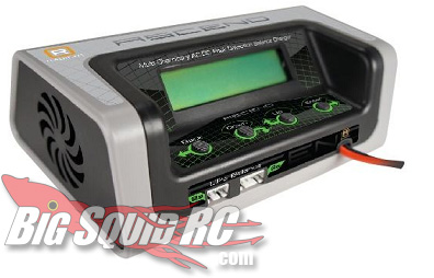 radient ascend charger