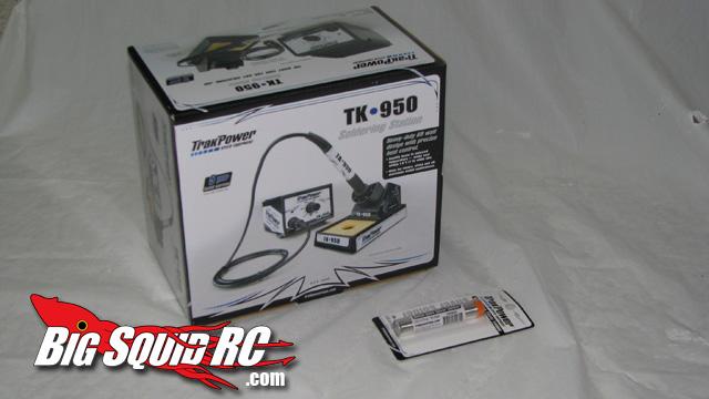 trakpower tk 950