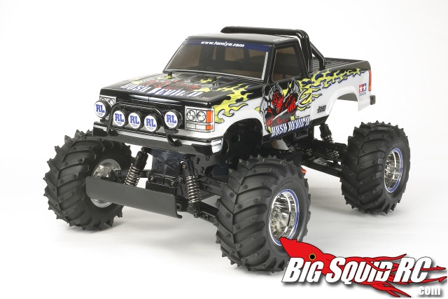 New Tamiya Releases 171 Big Squid Rc Rc Car And Truck News