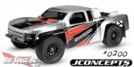 JConcepts 2012 Chevy Silverado 1500 SCT - Hi-Flow body (1)