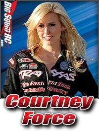 Courtney Force Traxxas
