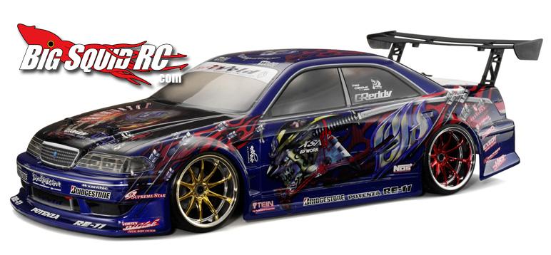 Hpi Drift Weld Toyota Body Big Squid Rc News Reviews