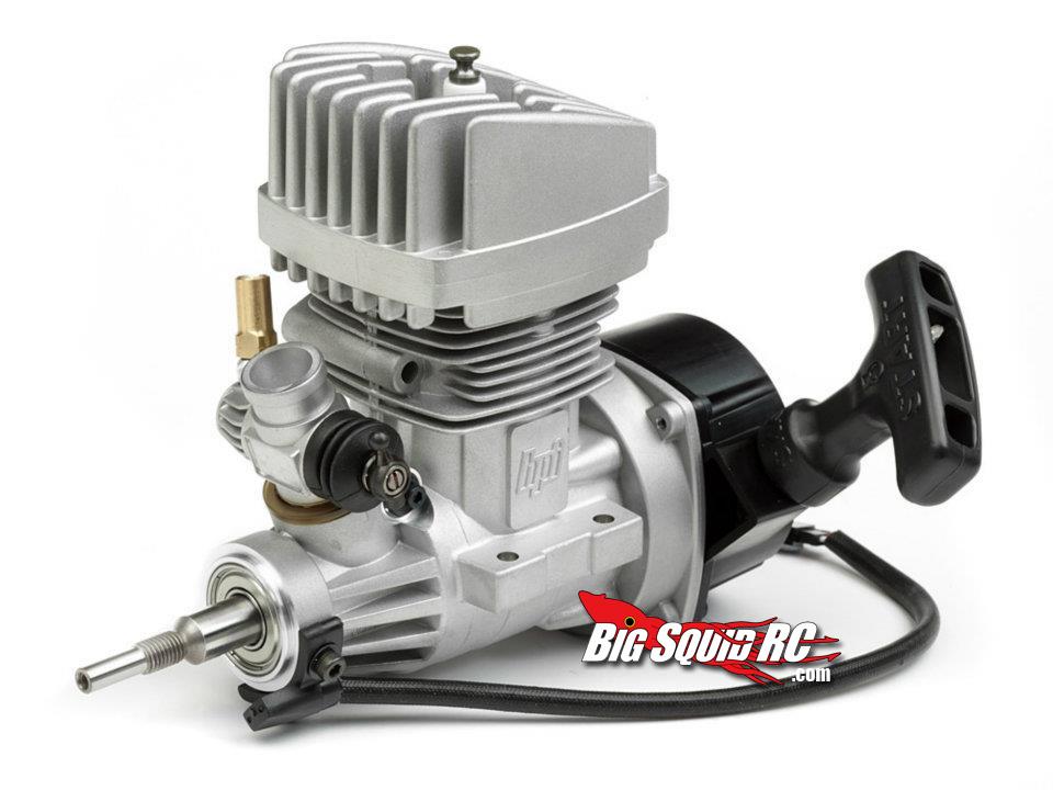 hpi gas engine
