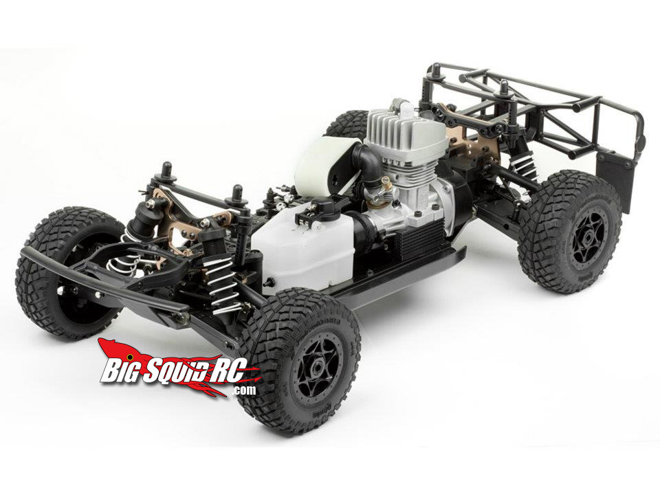 HPI Savage XL Octane - Same Gasoline Engine from the HPI Apache SC